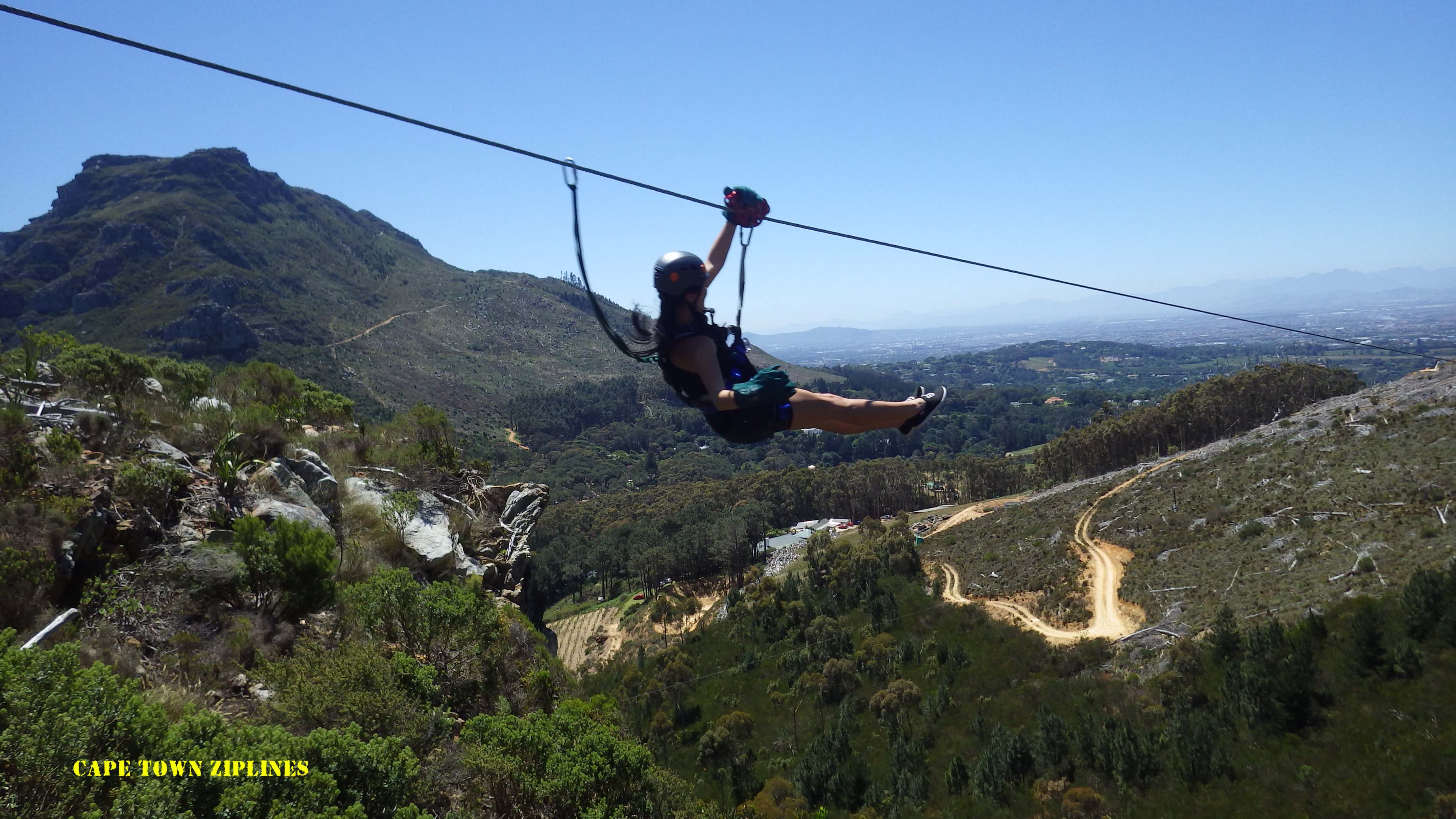Image result for ziplining cape town