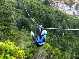 Ziplines Cape Town