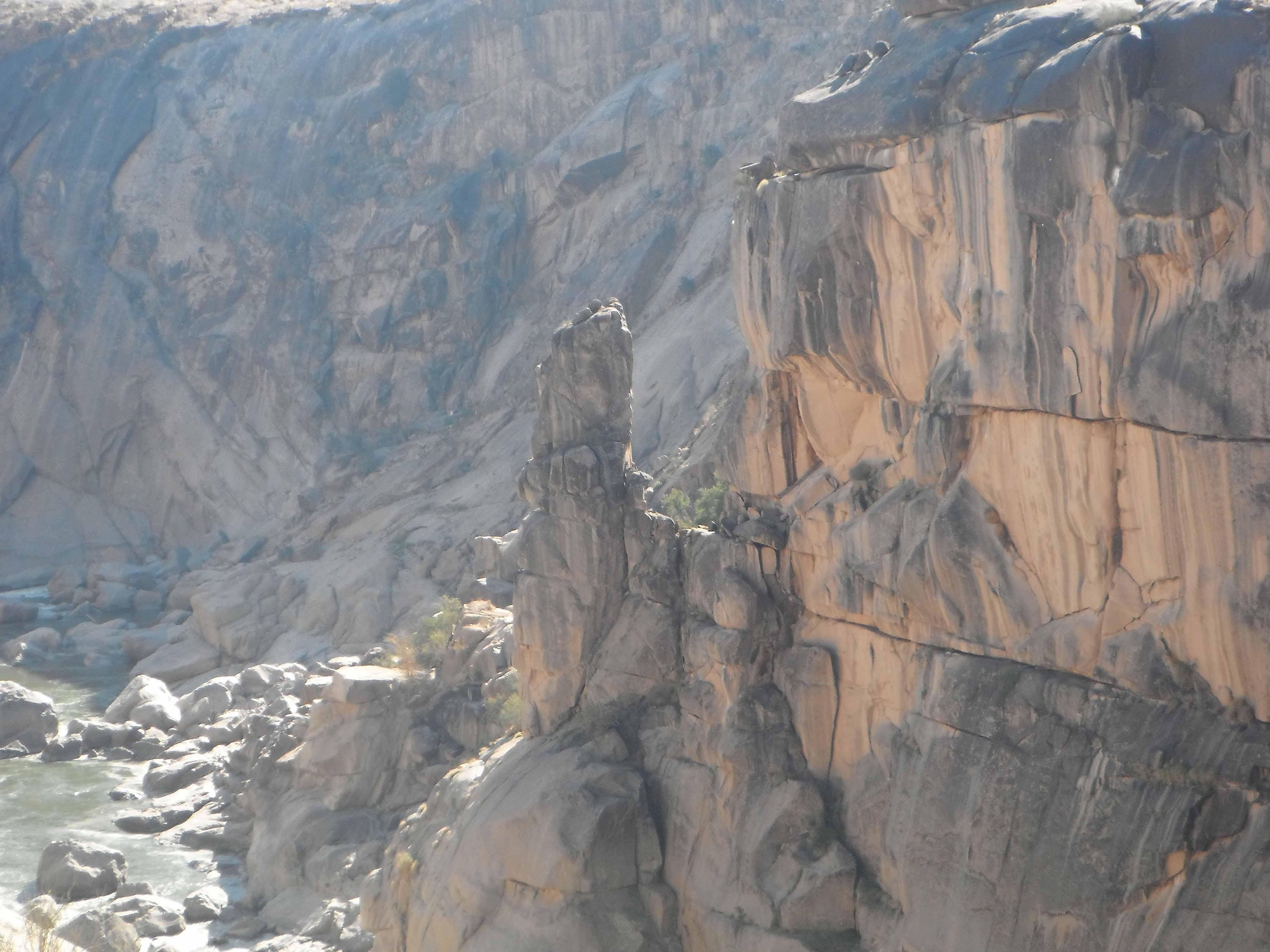 Image result for Orange river gorge